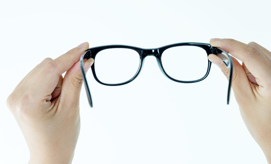 Eventually cataracts get so bad that even glasses and contacts can not improve it.